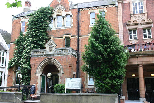 Richmond Lending Library