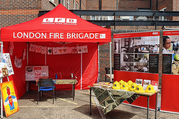 image - Attend an open day at Richmond fire station