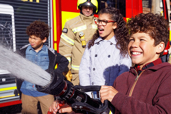 image - Richmond Fire Station open day