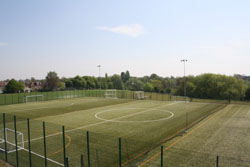 Lincoln Field 3G Sports Pitches