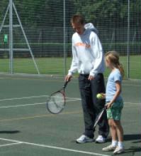 Tennis Coaching
