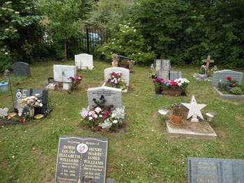 Family Cremated Remains London Borough Of Richmond Upon