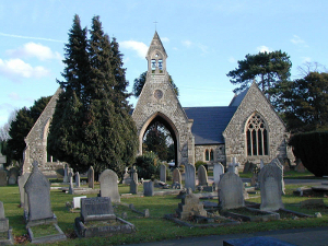 Twickenham Cemetery London Borough Of Richmond Upon Thames