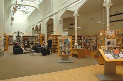 Richmond Library London Borough Of Richmond Upon Thames
