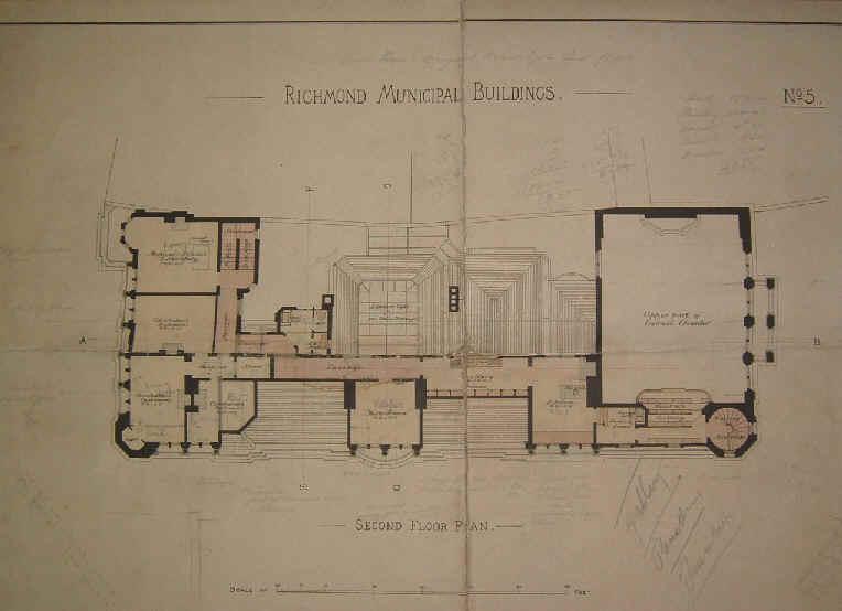 Barnplans [Second Floor Covered Deck]