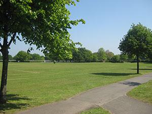 Old Deer Park London Borough Of Richmond Upon Thames
