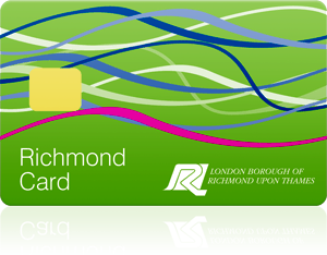A Richmond Card
